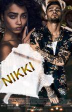 Nikki. | z.m by mindofzayn