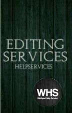 Editing Services *Closed* by premiumservices