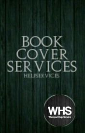 Book Cover Services *Closed* by HelpServices