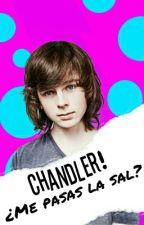 Chandler! ¿Me Pasas La Sal? (Ausdler) by _-Mima-_