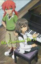 Me Enamoré De Ti ( Shindou x kirino ) by ranmaru_15