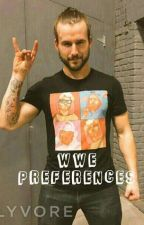 Wwe Preference/imagines by Amber_Loretta