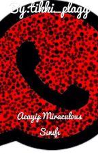 Acayip Miraculous Sınıfı  by tikki_plagg
