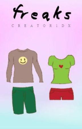 freaks || Larry au  by creator1dx