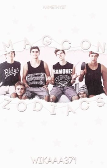 ✨ MagCon Zodiacs ✨