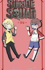 Amor con Locura #FNAFHS AU Suicide Squad by LittleHoneyBoy_