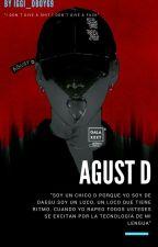 Agust D «YoonMin» by iggi_dboy69
