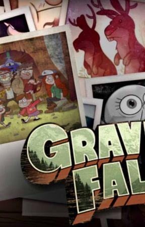 Gravity Falls : otro verano lleno de misterios by federex312
