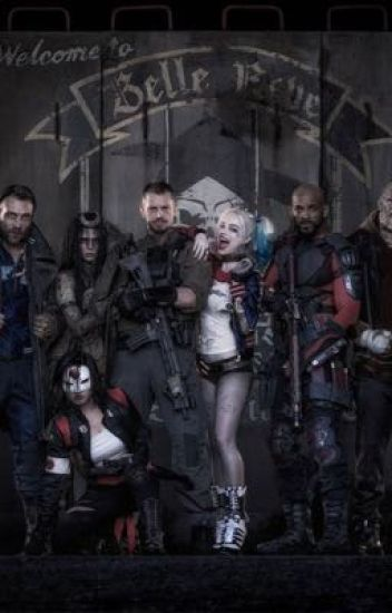 Suicide Squad Imagines/Preferences