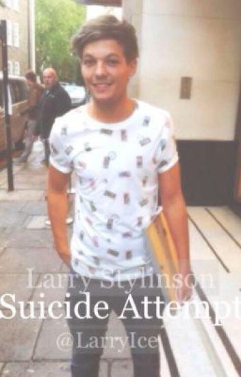 Suicide Attempt •  Larry Stylinson