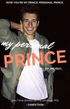 My Personal Prince PL || Christian Collins by _MayBay_