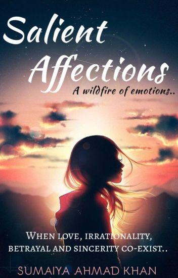 Salient Affections #Wattys2019