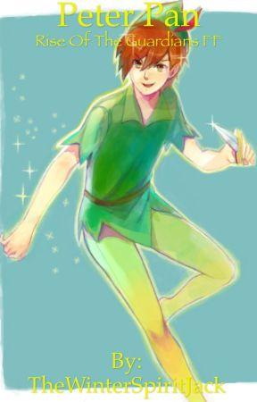 Peter Pan √ Rise Of The Guardians  by TheWinterSpiritJack