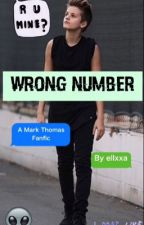 Wrong number  by ellxxa
