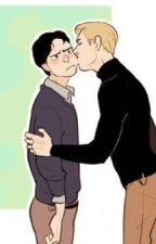 Say it With Flowers - Cherik AU (One Shot) (Complete) by levisbigasstrees