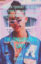 The Unexpected Love(Malak Watson) by Tropical_Goddess