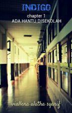 Ada Hantu di Sekolah (Chapter 1) by viallena