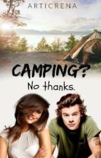 Summer Special: Camping? No thanks. (Harry Styles) by articrena