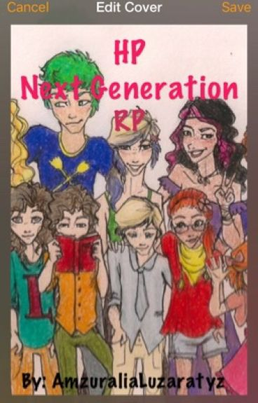 Harry Potter Next Generation RP CLOSED