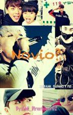novio? (BIGBANG Y _____ (TU) by Abii_Directioner02