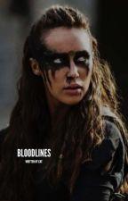 BLOODLINES ↠ JON SNOW by blodreinas-