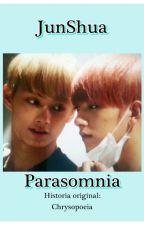 Parasomnia - J u n S h u a / Seventeen (ADAPTADA) by _jungcock_