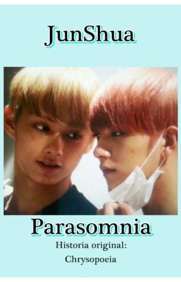Parasomnia - J u n S h u a / Seventeen (ADAPTADA)
