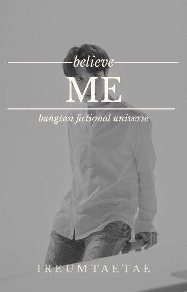 Believe me « jung hoseok »