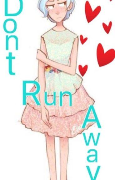 Don't run away! (Rev!Falls BillDip/WillDip)