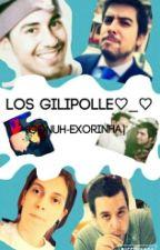 Los Gilipolles [Gonuh-Exorinha] by Darkgirlorigin