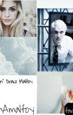 "My ""cousin"" Draco Malfoy by IamAmalfoy"