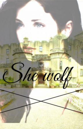 She Wolf by MariaReginaFaversani
