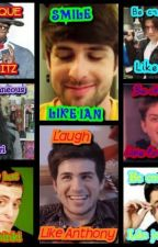 Smosh One Shots  by KassidyShepherd