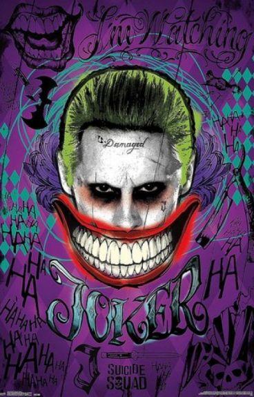 Joker x Reader: Hostage Situation