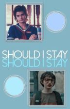 SHOULD I STAY ▸ STRANGER THINGS AND IT IMAGINES by -eightiesdiner