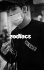 KPOP ZODIACS   COMPLETED ✅ by dreamynct