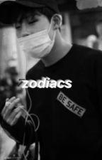 kpop zodiacs by knjbangtan