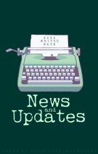 News & Updates by gazawritesback