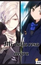 Mi bella rosa negra /subaru sakamaki y tu ) by alemukami1233