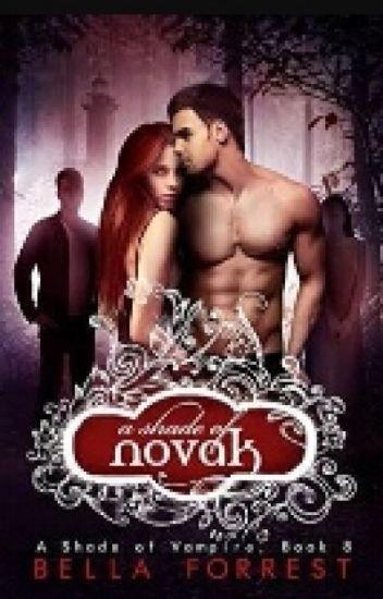 Sombra Dos Novak.  #8