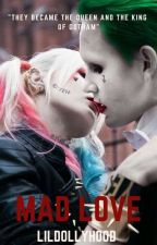 Mad love » Harley & Joker by sushinehood