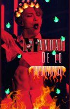 MANUAL DE LO PROHIBIDO [YOONMIN] by PearlM01
