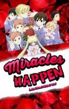 Miracles Happen [OHSHC X Sailor Moon] by lolitaloverlemon