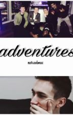 Adventures by notcoolmoz