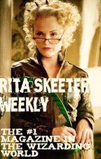 Rita Skeeter Weekly by ThatObviousFangirl