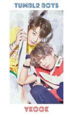 Tumblr Boys | VKook by jinxnina