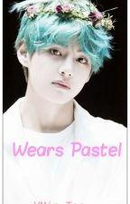 Wears pastel (VMon) by VMin_Tae