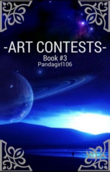 Art Contests!!!! Book #3