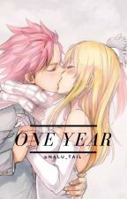 One Year (Nalu AU) ✓ by nalu_tail