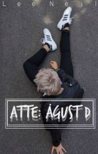Atte: Agust D.  [Yoonmin O.S] by Lee_Neil
